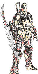 GI joe character concept by Heavensredsun23