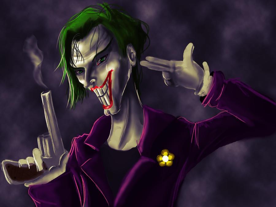 pin the joker art - photo #25