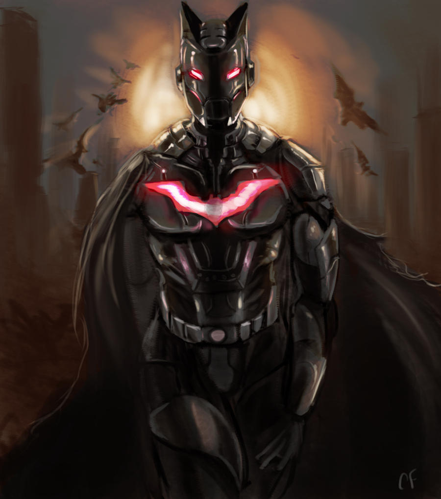 Iron-bat vs bat-tron(who is cooler) - Batman - Comic Vine