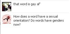 GAY by KuroshitsujiFacebook