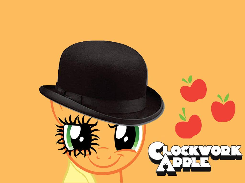 A Clockwork Applejack by normanb88