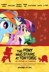 The Pony Who Stare At Tortoise - Rainbow Dash Tank