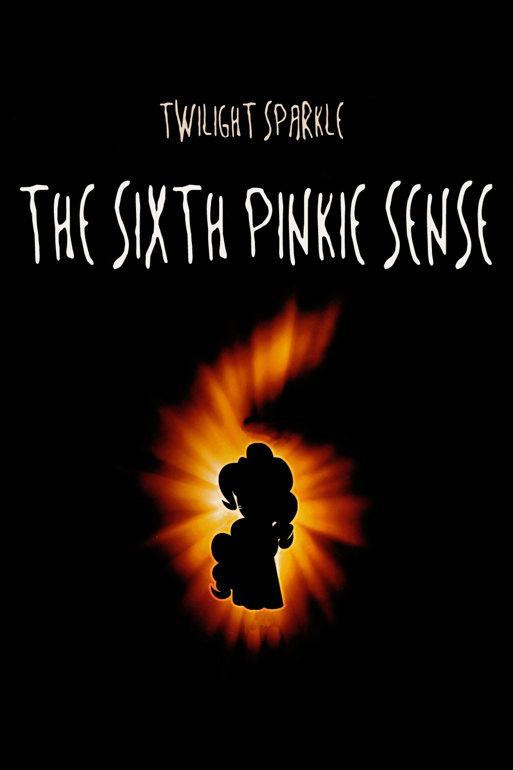 The Sixth Pinkie Sense - Pinkie Pie by normanb88