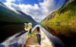 Daring Do - Canoe