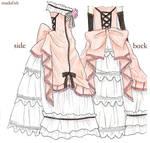 Dress Design Sheet