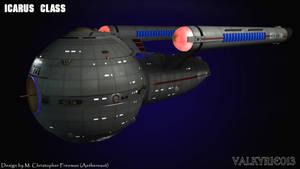 Icarus Class USS Galatea