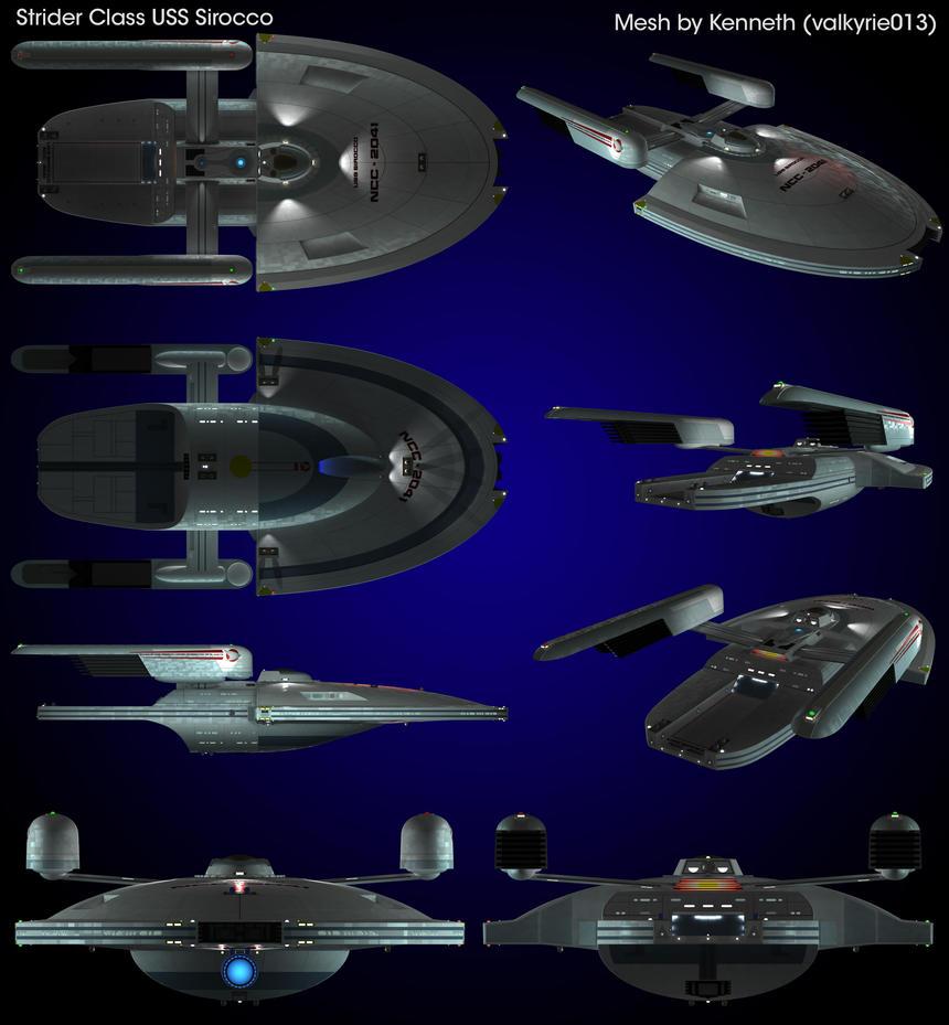 Strider Class by valkyrie-013