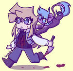 A walk with a friend