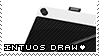 Intuos Draw Stamp by Kettici