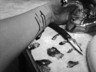 Suicide by BombaysChylde