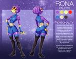 ||C|| Rona Character Sheet Ref