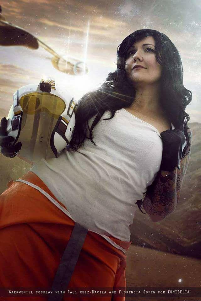 Jaina Solo by Gaerwenill