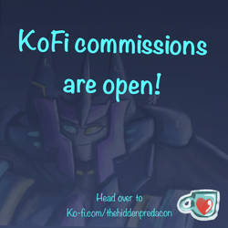 Ko Fi Commissions