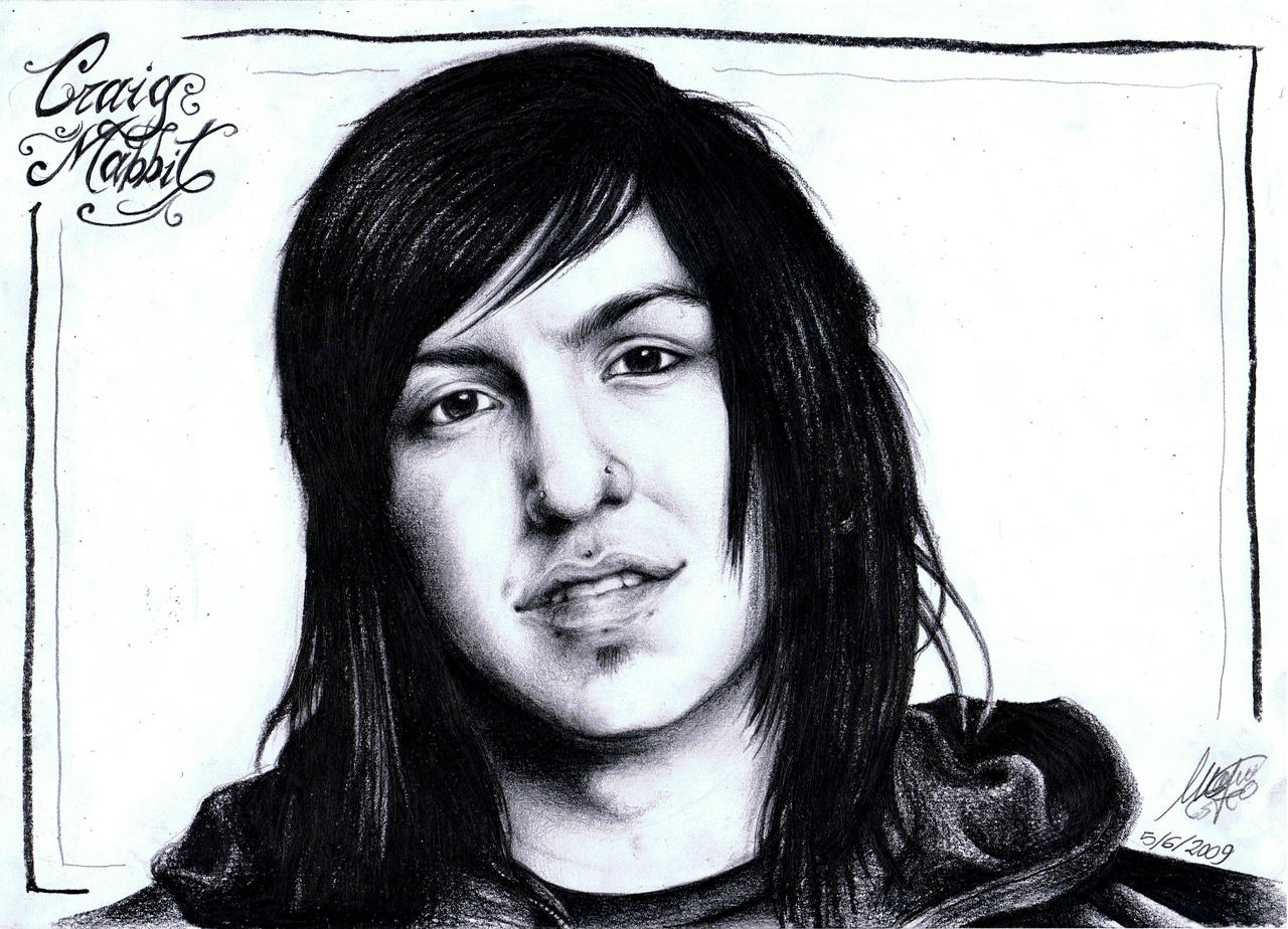 craig mabbit escape the fate rhetorical Escape the fate may be the unluckiest band in the world in the last 10 years,  the group have been through it all—lineup changes, label.