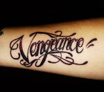 Vengeance Tattoo