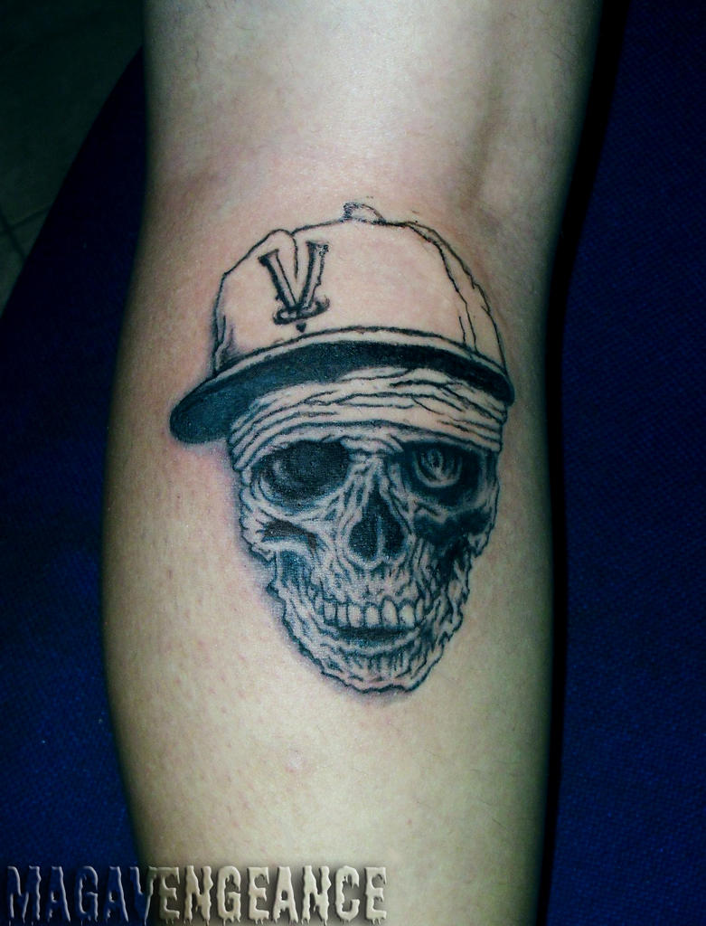 Vengeance University tattoo by maga-a7x on DeviantArt Zacky Vengeance Forever Tattoo