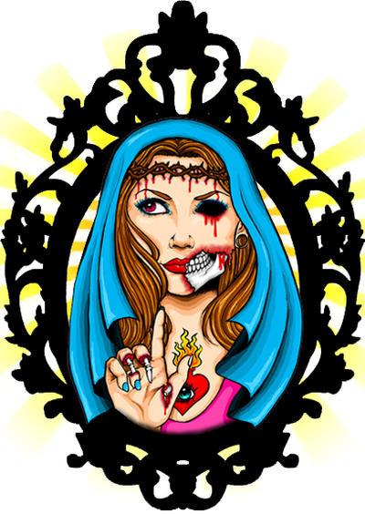 Dead Mary by maga-a7x