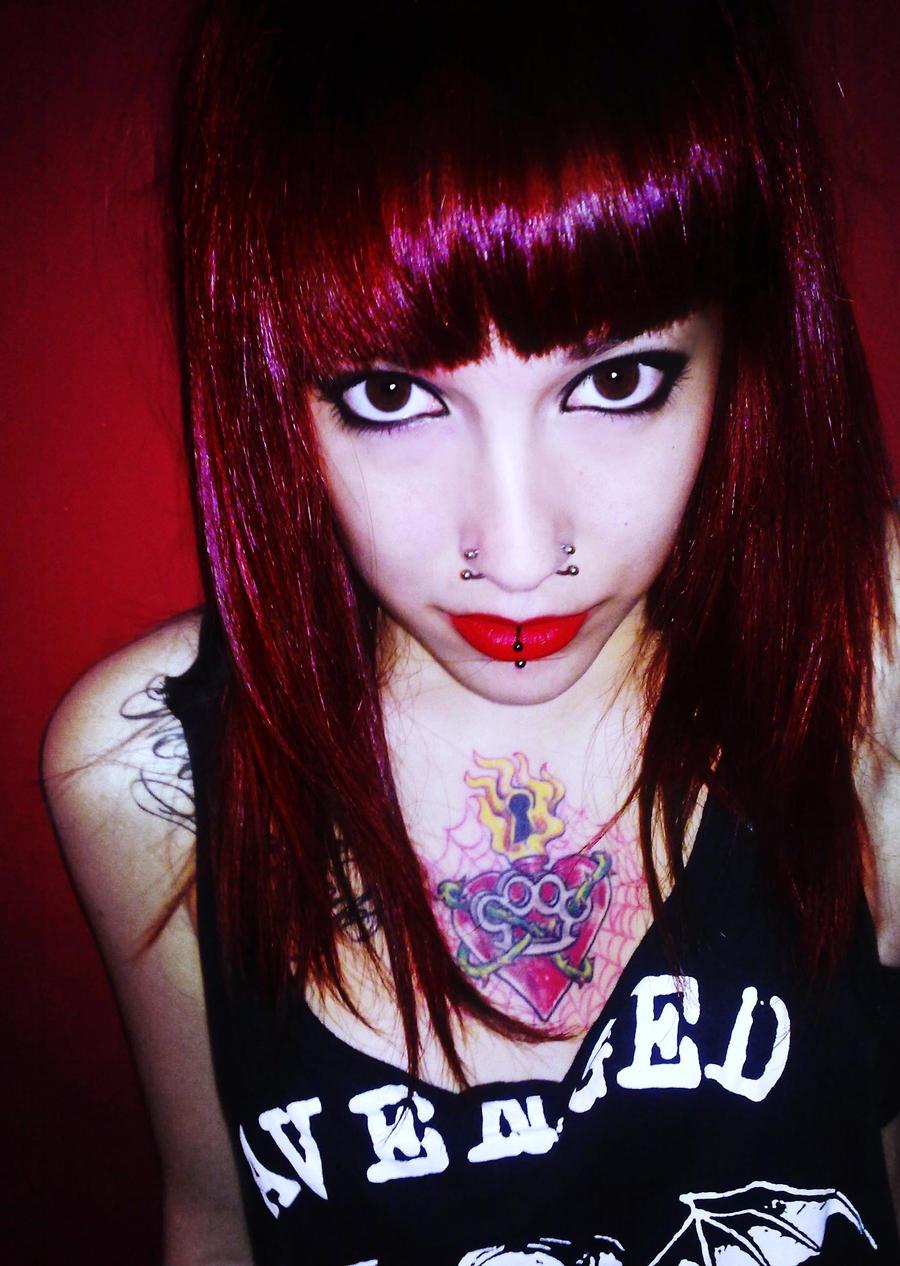 Maga- red by maga-a7x
