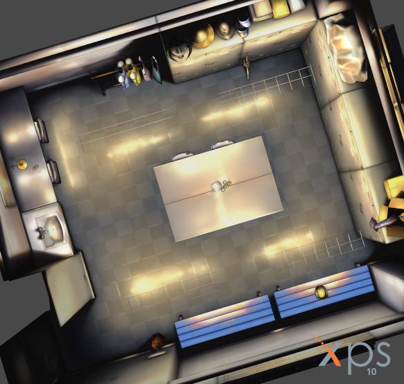 Dressing Room.sya by syasuker