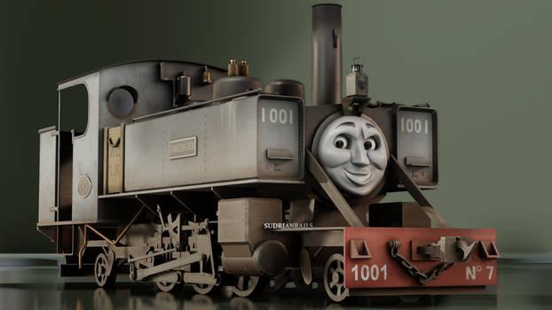 RWS Smudger The Narrow Gauge Engine | SudrianRails
