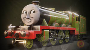 Sudrianrails - Henry The Green Engine