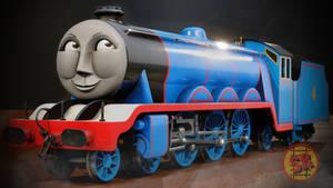 Sudrianrails - Gordon The Big Engine