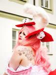 Hikaru / Rabi~en~Rose - DiGi Charat - [Pink] (6)