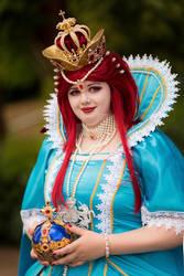 Queen Esther [Blue Queen]