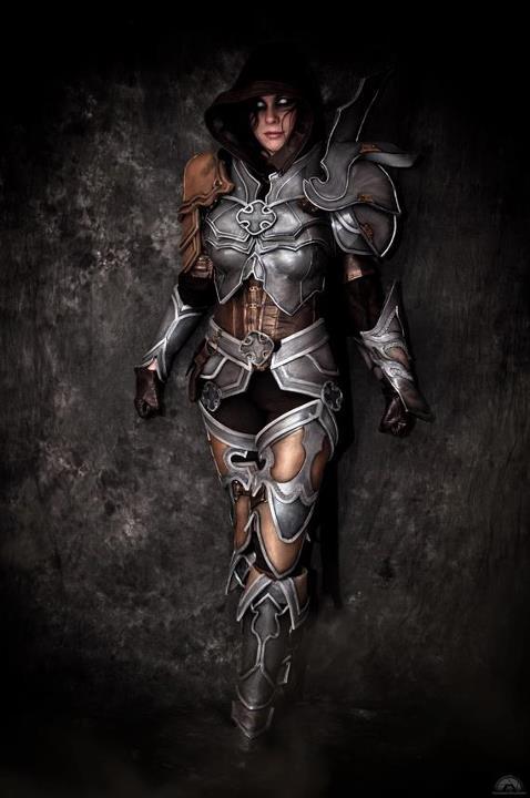 Demon Hunter by lilialemoine