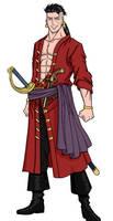 Henry James Zolf - One Piece OC