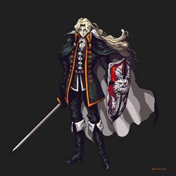 Alucard by ginoya
