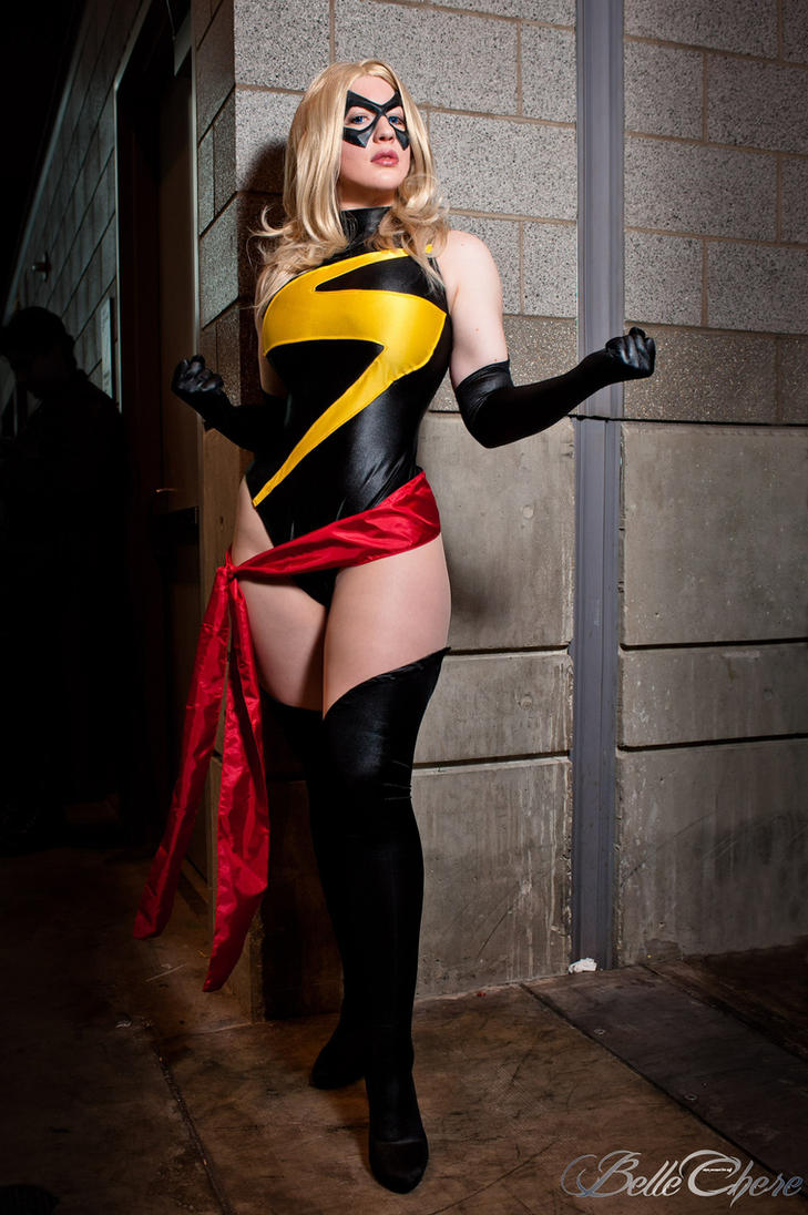Ms. Marvel: The Avenger by BelleChere