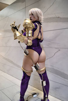 Ivy Valentine: I'm Not Here To Play With You