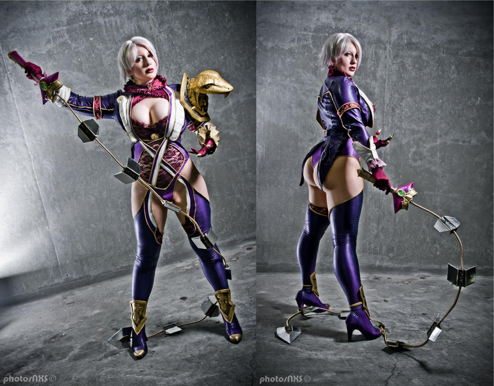 Soul calibur 5 topless nackt pictures