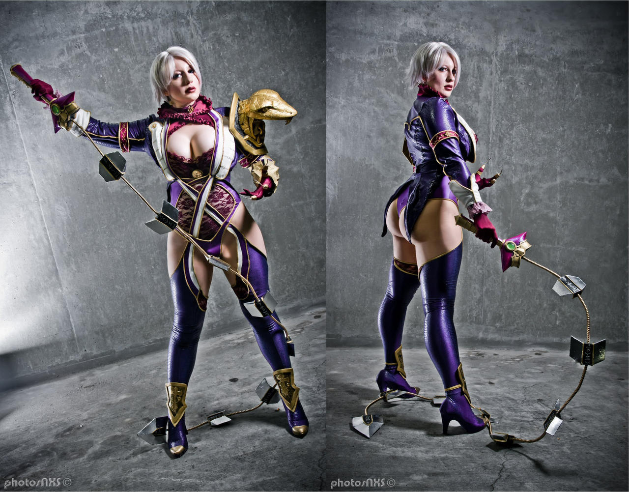 Ivy Valentine: Go Big or Go Home by BelleChere