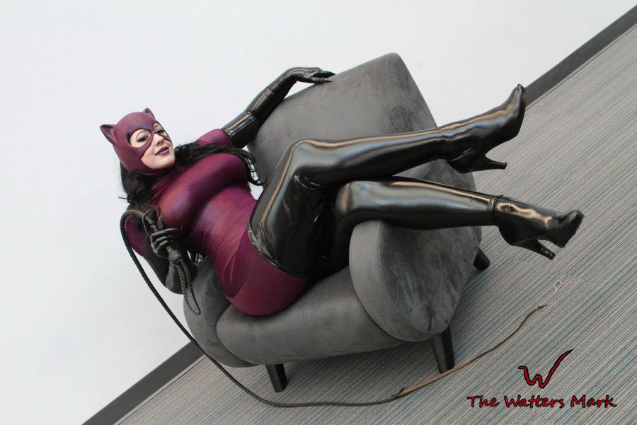 Catwoman: My World is Shades of Grey by BelleChere