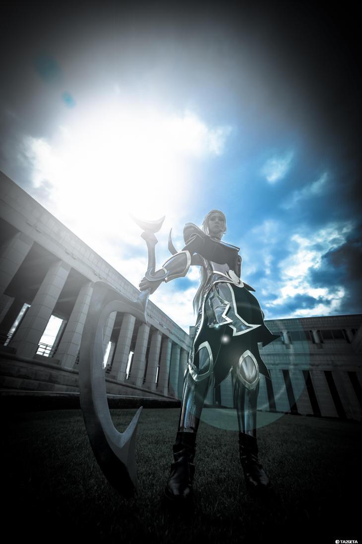 Diana : League of Legends (cosplayer : jooa) by ta2geta