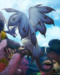 The Triumphant's Perch by Sellenair