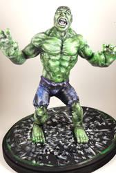Finished Hulk