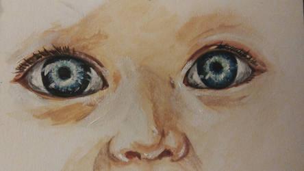 eyeballs by queenelf