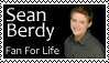 Sean Berdy Fan Stamp by Kanzii