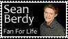 Sean Berdy Fan Stamp by Kanzii