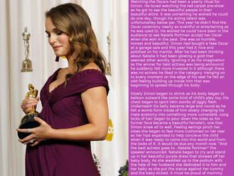 Natalie Portman tg pregnancy ap by demisword