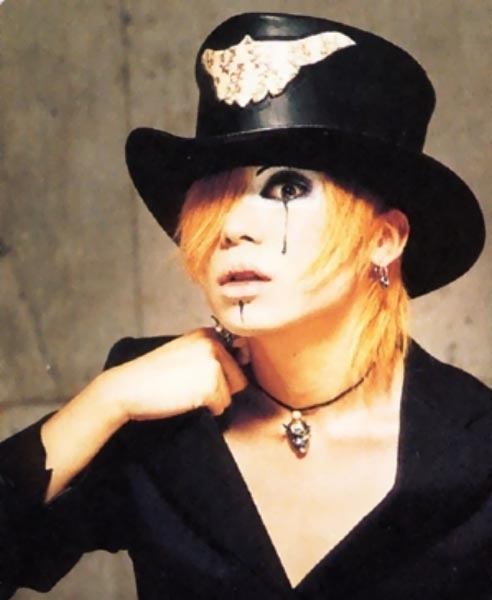 Kyo of Dir en grey by Sykkea