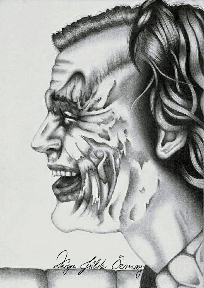 The Joker by DeryaJuelide