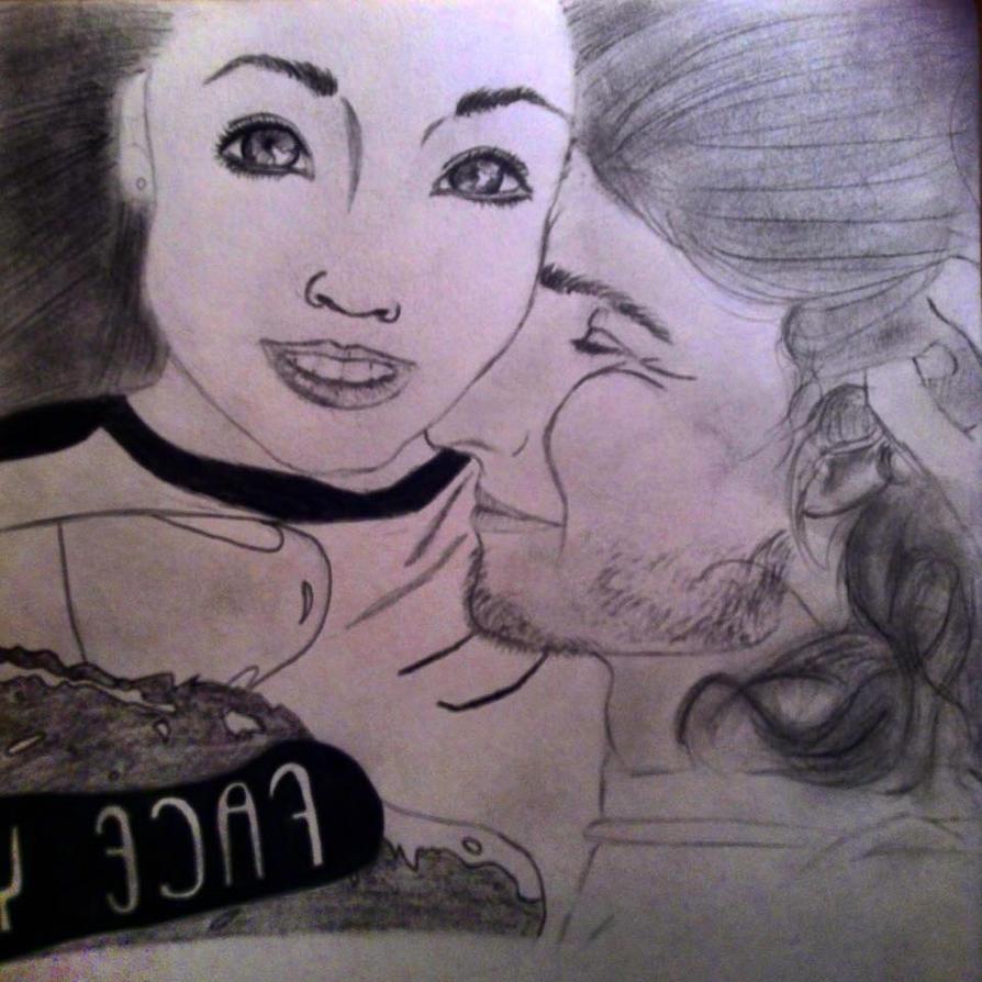 Erin and Amen by Senasame