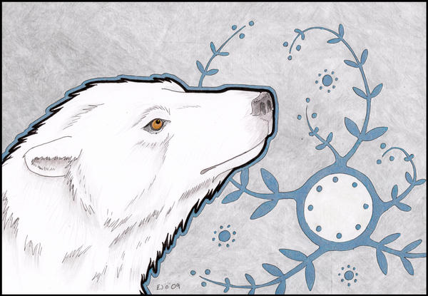 Polar Bear II by urbanimal