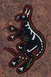 Kangaroo card exp 2 WIP 2