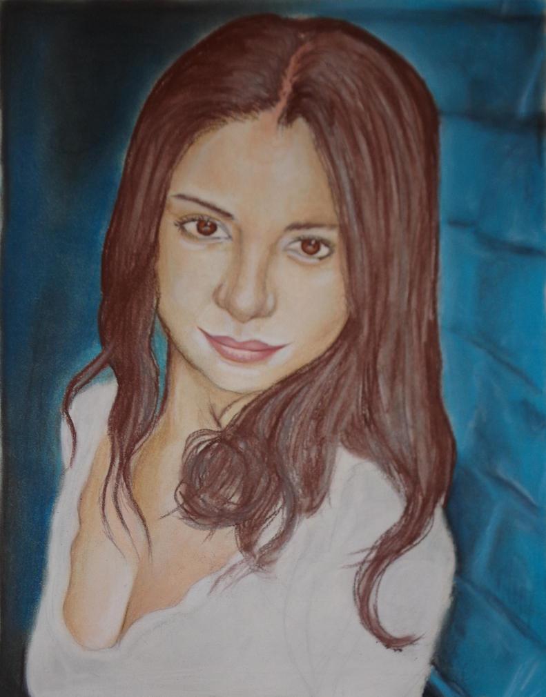 Stephanie Leonidas by silverz777