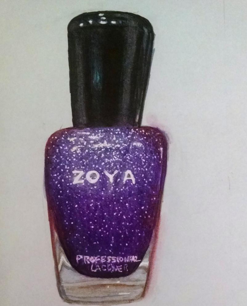 Nail Polish by silverz777